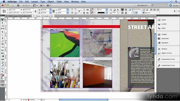 Live Corner effects: InDesign CS5 New Features Overview