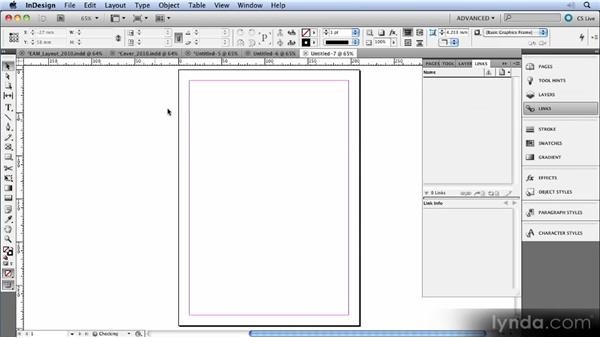 """The """"little things"""": InDesign CS5 New Features Overview"""
