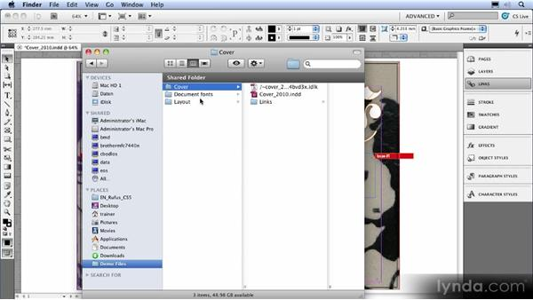 Document-installed fonts: InDesign CS5 New Features Overview