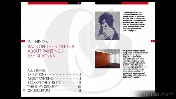Presentation mode: InDesign CS5 New Features Overview
