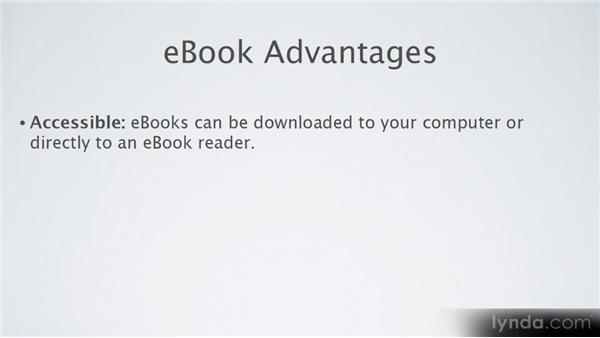 What is an ebook?: Creating Ebooks with InDesign CS4 or CS5