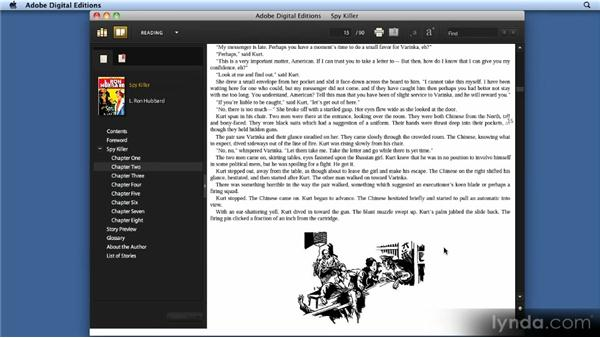 Is your publication suitable for the EPUB format?: Creating Ebooks with InDesign CS4 or CS5