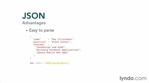 What is JSON?: JavaScript and JSON