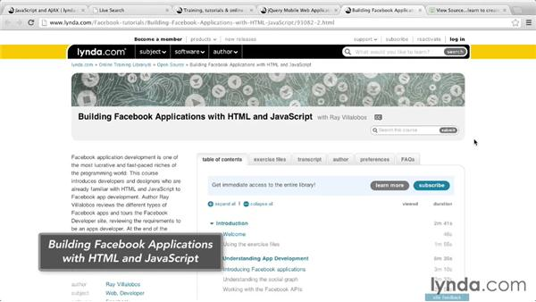 Next steps: JavaScript and JSON