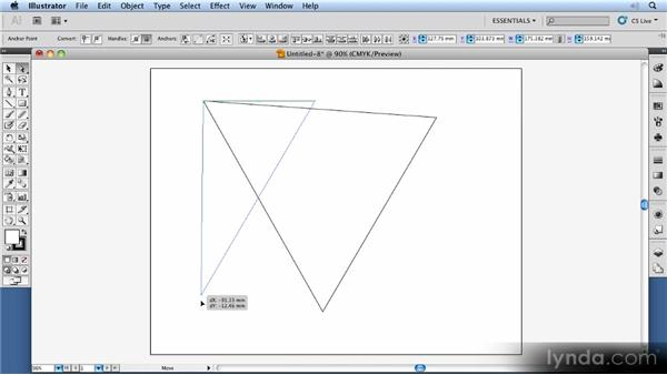 Understanding anchors and lines: 11 Things Every Beginner Needs to Learn to Love Illustrator