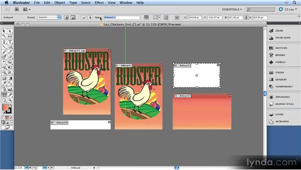 Using artboards: 11 Things Every Beginner Needs to Learn to Love Illustrator