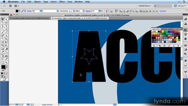 Compound paths: 11 Things Every Beginner Needs to Learn to Love Illustrator