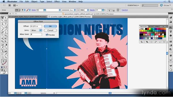 Offset paths: 11 Things Every Beginner Needs to Learn to Love Illustrator