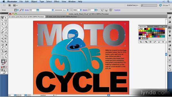 Fun with text: 11 Things Every Beginner Needs to Learn to Love Illustrator