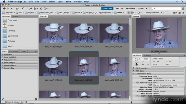 Previewing: 11 Tricks for Faster Photo Processing with Bridge and Photoshop