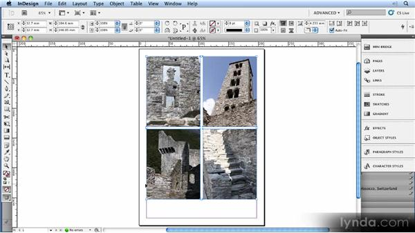 Placing photos: 11 Tricks for Faster Photo Processing with Bridge and Photoshop