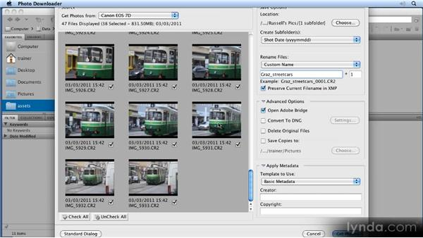 The Adobe Photo Downloader: 11 Tricks for Faster Photo Processing with Bridge and Photoshop