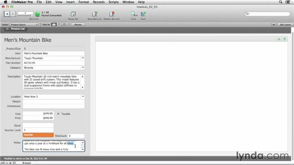 Exploring the PatternCount, Position, and Length functions: FileMaker Pro 12 in Depth