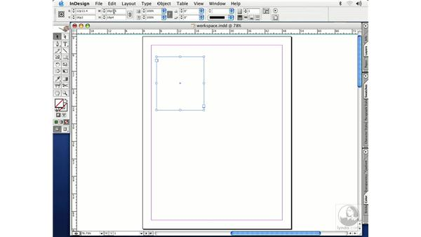 measurements: InDesign CS Essential Training
