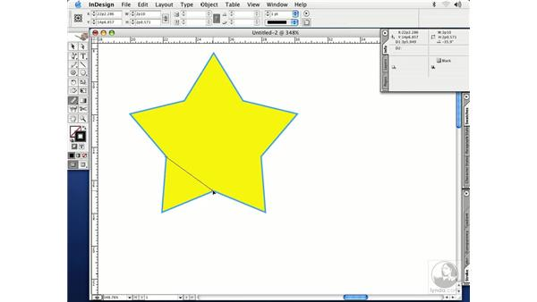 measure tool: InDesign CS Essential Training