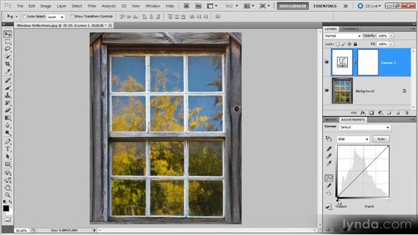Reading a curve: Photoshop Curves Workshop