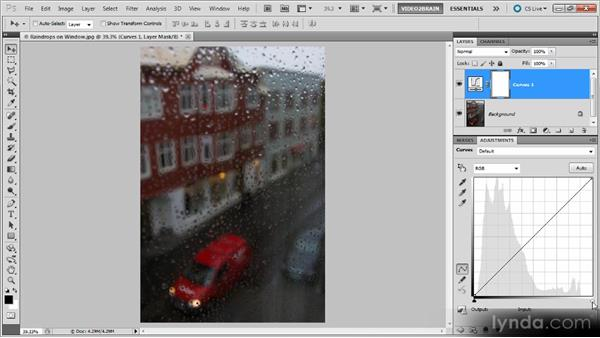 Setting black and white points: Photoshop Curves Workshop