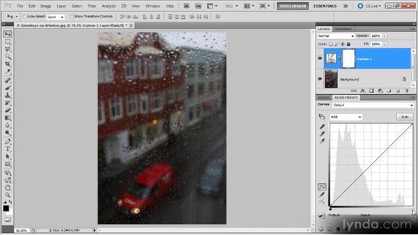 : Photoshop Curves Workshop