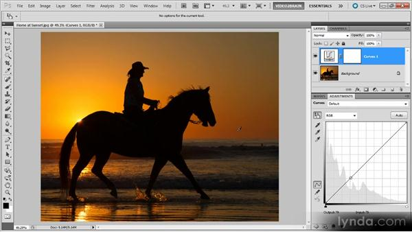 : Photoshop Curves Workshop