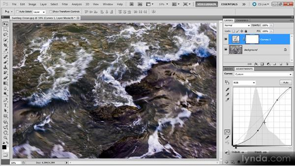 Correcting contrast: Photoshop Curves Workshop