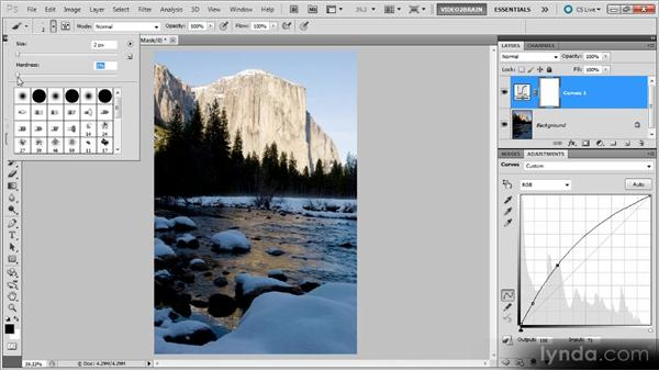 Adjusting tone and color: Photoshop Curves Workshop