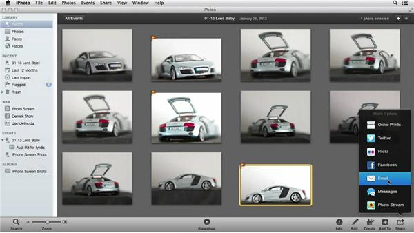 : Using iPhoto and Aperture Together