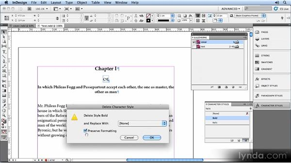 Exporting to EPUB: Creating Ebooks with InDesign CS5