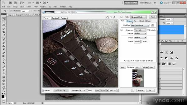 FocalBlade: Photoshop Sharpening Power Workshop