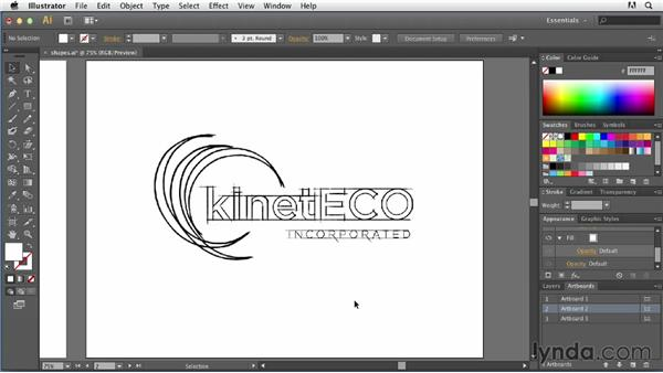 Creating with shapes: Tracing Artwork with Illustrator