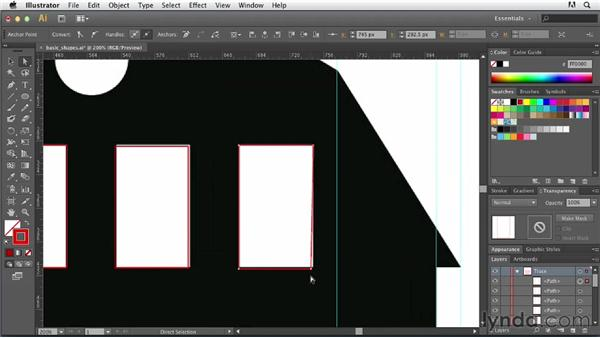 Tracing basic lines and shapes: Tracing Artwork with Illustrator
