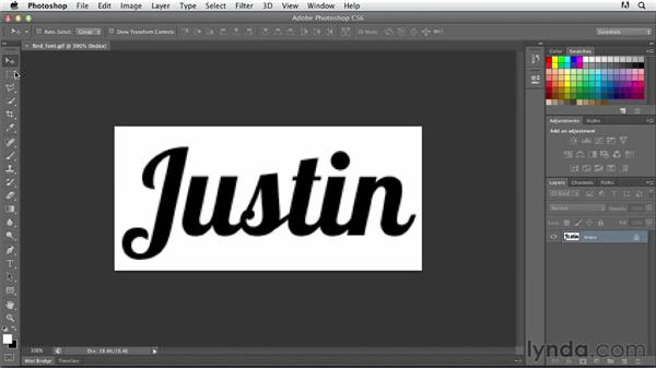 Finding fonts on the web: Tracing Artwork with Illustrator