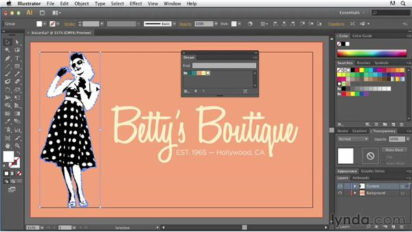 Applying colors to your artwork: Tracing Artwork with Illustrator