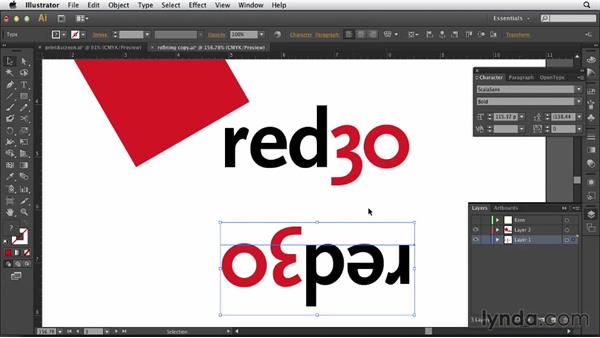 Welcome: Designing a Logo for a Media Company