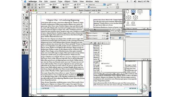 index feature: InDesign CS Essential Training