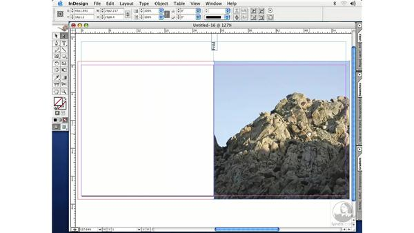 building a template: InDesign CS Essential Training