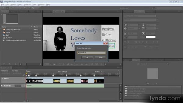 Styles: Up and Running with Encore CS5