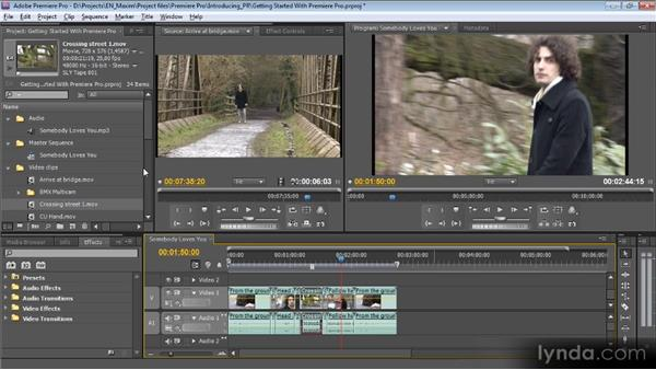 Introduction: Getting Started with Premiere Pro CS5
