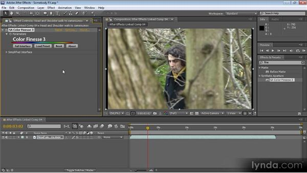 "After Effects: The ""other"" effects tool for Premiere Pro: Getting Started with Premiere Pro CS5"