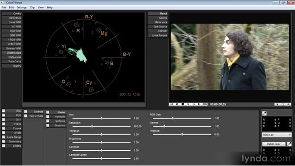 Color grading with After Effects: Getting Started with Premiere Pro CS5