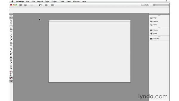 Using the exercise files: InDesign Insider Training: Beyond the Essentials