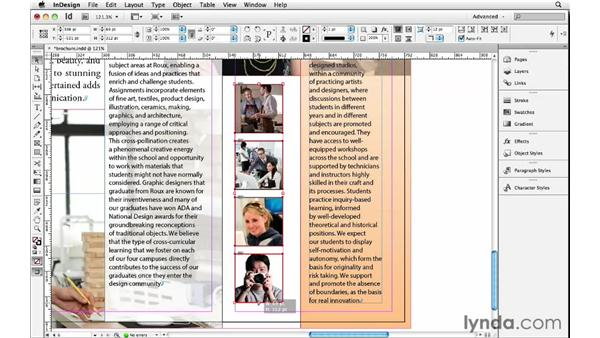 Power spacing: InDesign Insider Training: Beyond the Essentials