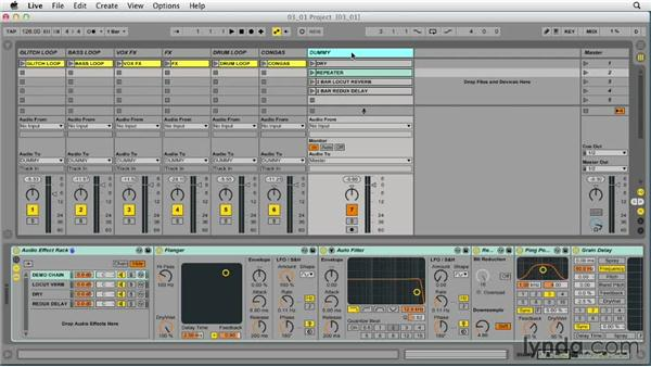 Exploring dummy clips: Ableton Live 9 Tips and Tricks