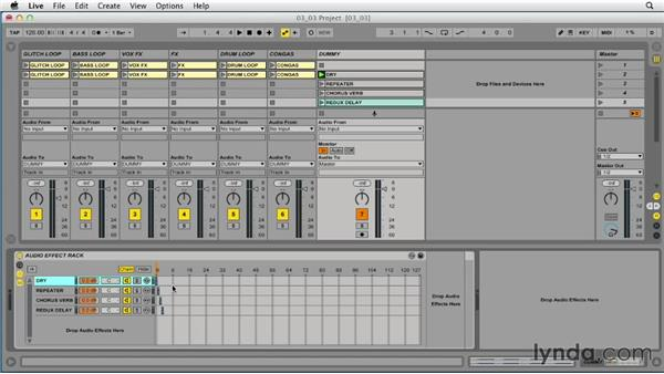 Creating a basic dummy clip: Ableton Live 9 Tips and Tricks