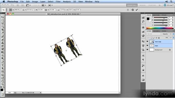 What are Smart Objects?: Photoshop CS5 Smart Objects Workshop