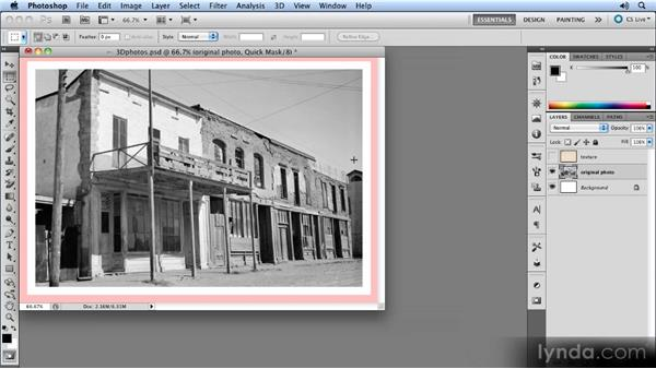 Creating the Smart Object: Photoshop CS5 Smart Objects Workshop