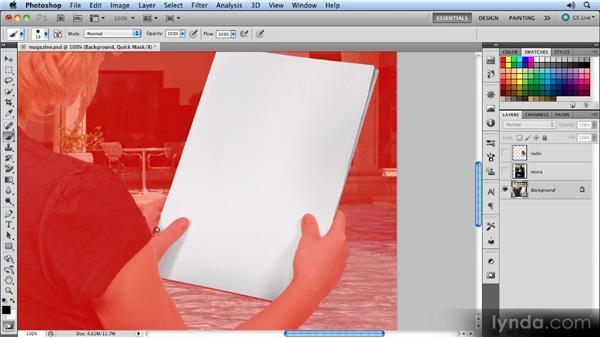 Preparing the ground: Photoshop CS5 Smart Objects Workshop
