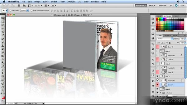 Introducing the image: Photoshop CS5 Smart Objects Workshop