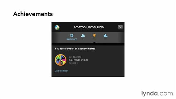 Overview of the GameCircle API: Developing Applications for Amazon Kindle Devices