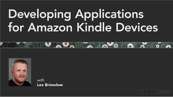 Next steps: Developing Applications for Amazon Kindle Devices