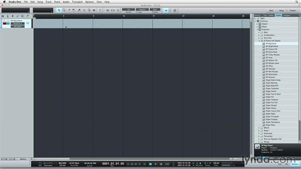 Quantizing MIDI: Up and Running with Studio One
